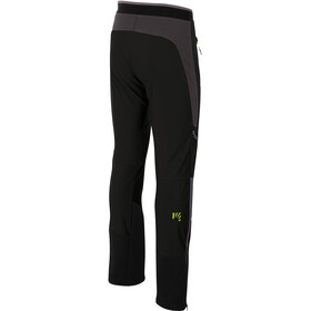 Karpos Alagna Plus Evo Pantaloni Uomo, black/dark grey